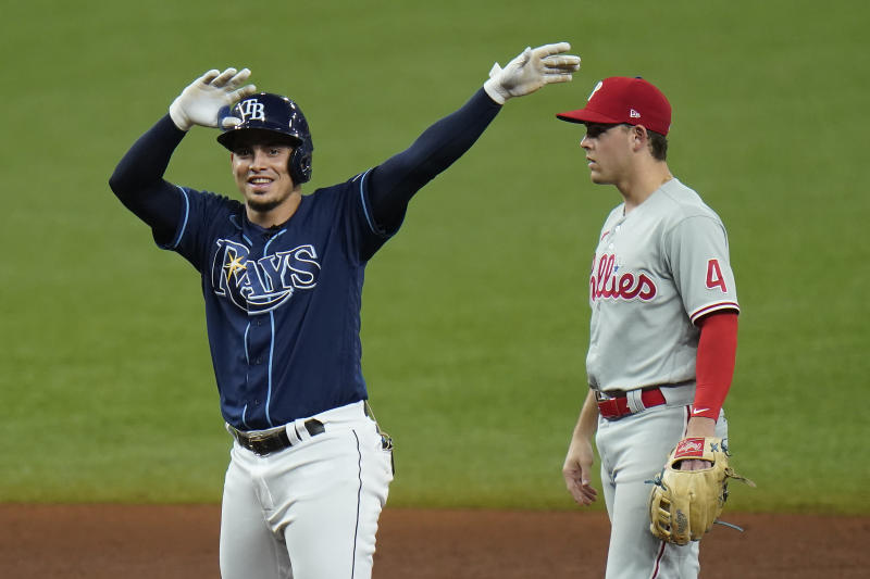 Rays beat Philadelphia 4-3, hurt Phillies' playoff hopes