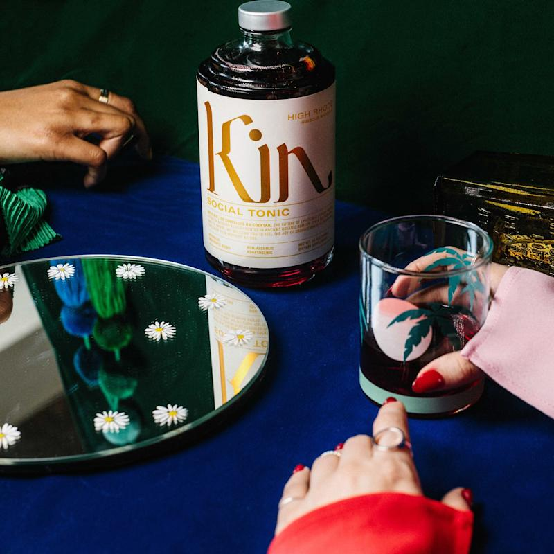 I Tried Kin, the New Non-Alcoholic Drink That Promises to Cut Stress