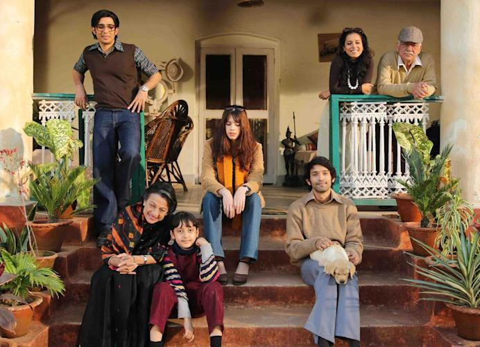 Image result for death in the gunj