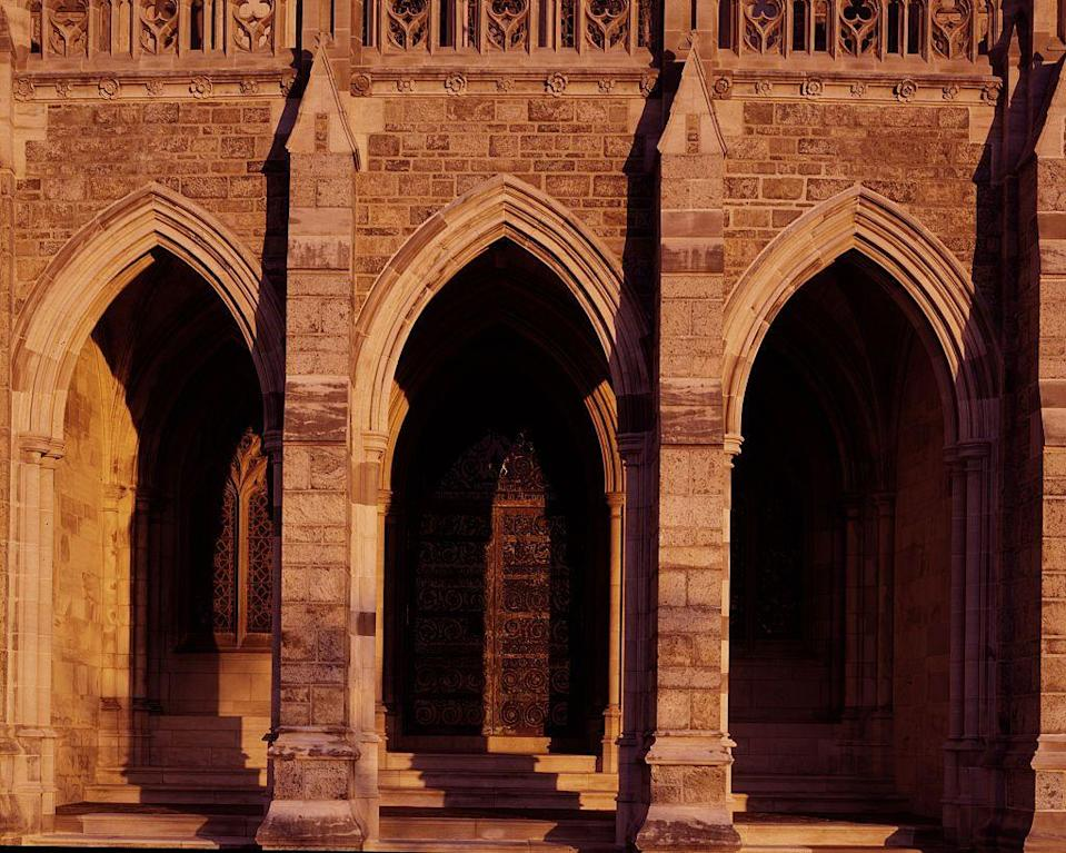 <p>Villanova is the only Augustinian Catholic university in the country, and it boasts several beautiful pieces of architecture, including the St. Thomas of Villanova Church, which was completed in 1887. The campus has about 1,500 trees and was once designated as an arboretum.</p>