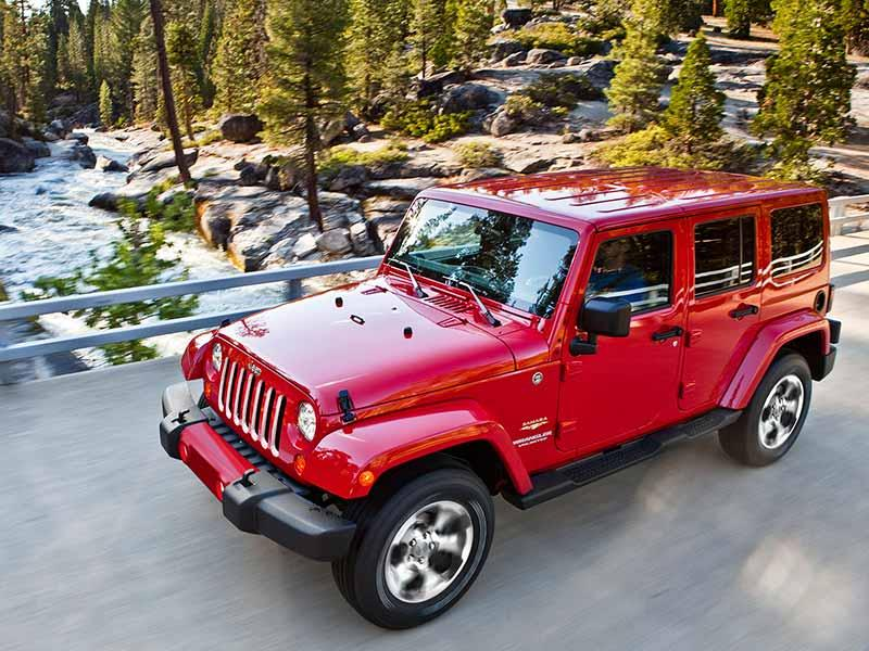 The Jeep Wrangler Gets Aluminum Doors and FCA Builds A 300hp Fiat 124 Spider: The Evening Rush