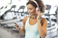 """<p>You've got your <a href=""""https://www.womenshealthmag.com/uk/fitness/workouts/a707720/gym-workout/"""" rel=""""nofollow noopener"""" target=""""_blank"""" data-ylk=""""slk:gym workout"""" class=""""link rapid-noclick-resp"""">gym workout</a> tunes locked in, right? The same playlist with the same music to get you pumped up and ready to run, <a href=""""https://www.womenshealthmag.com/uk/fitness/strength-training/a36107039/resistance-training/"""" rel=""""nofollow noopener"""" target=""""_blank"""" data-ylk=""""slk:resistance train"""" class=""""link rapid-noclick-resp"""">resistance train</a>, row and spin through your session, no doubt. But, have you ever wondered if your go-to songs are on other people's gym playlists, too? </p><p>According to Spotify data from <a href=""""https://www.puregym.com/blog/most-popular-gym-workout-songs/"""" rel=""""nofollow noopener"""" target=""""_blank"""" data-ylk=""""slk:research conducted by PureGym"""" class=""""link rapid-noclick-resp"""">research conducted by PureGym</a>, there are 10 songs that get picked the most for """"gym"""" and """"workout"""" playlists around the world. Analysing over 142,000 songs added to sweat-ready playlists, the top 10 songs are a mix of high-tempo dance and rap music with a couple of artists getting on the list twice. </p><p>Whether you're a Stronger, Kanye West type of exerciser or prefer the dancey vibes of Joel Corry and MNEK coming out your <a href=""""https://www.womenshealthmag.com/uk/gym-wear/tech/g29685027/best-wireless-headphones/"""" rel=""""nofollow noopener"""" target=""""_blank"""" data-ylk=""""slk:wireless headphones"""" class=""""link rapid-noclick-resp"""">wireless headphones</a>, check out the most popular gym songs currently doing bits on gym floors the world round Your fav might be on there or you might get some new inspiration – we call that a win-win in the biz. </p><h2 class=""""body-h2"""">10 most popular gym and workout songs</h2>"""