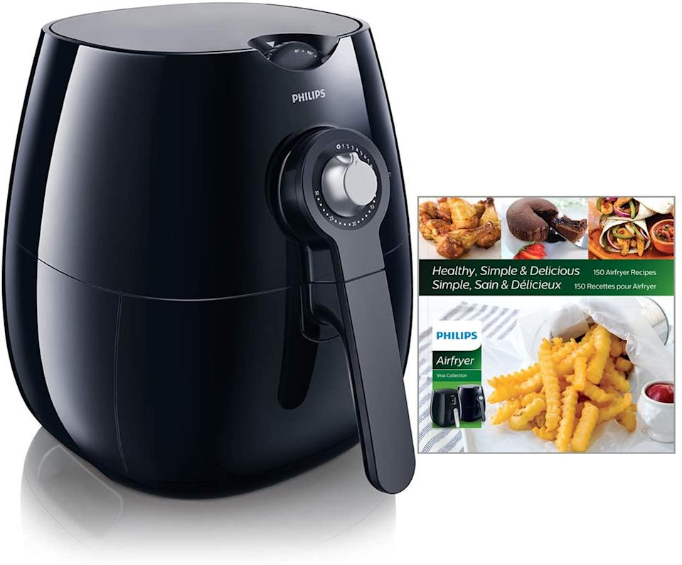 Save 28% on Philips Analog Viva Airfryer. Image via Amazon.