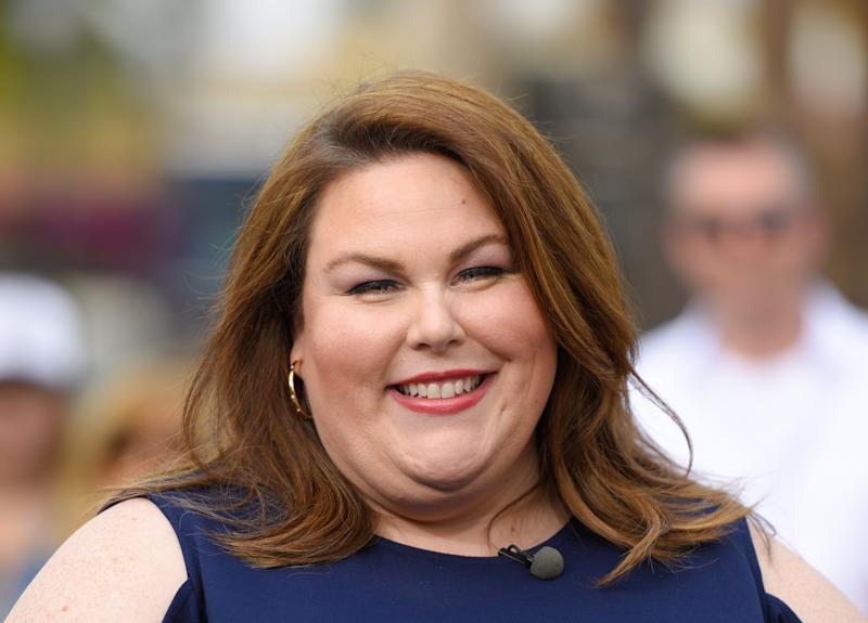 Read Chrissy Metz's Powerful Message to Her Teenage Self