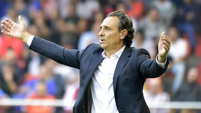 The former Italy coach has confirmed that he turned down the chance to manage the Premier League champions in solidarity with his compatriot