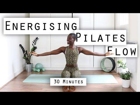 """<p>In addition to being a top Pilates instructor, Isa-Welly is a registered nutritionist and certified health and wellness coach, making her a go-to resource if you want to re-energize your entire self. But if you just want a solid burn, turn to her catalog of low-impact, equipment-free workouts, including this 30-minute session that weaves in traditional barre moves.</p><p><a href=""""https://www.youtube.com/watch?v=2TlZ88Cy7EQ"""" rel=""""nofollow noopener"""" target=""""_blank"""" data-ylk=""""slk:See the original post on Youtube"""" class=""""link rapid-noclick-resp"""">See the original post on Youtube</a></p>"""