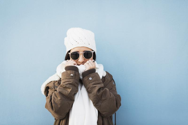 Why Are Women Always Cold? There's a Scientific Reason