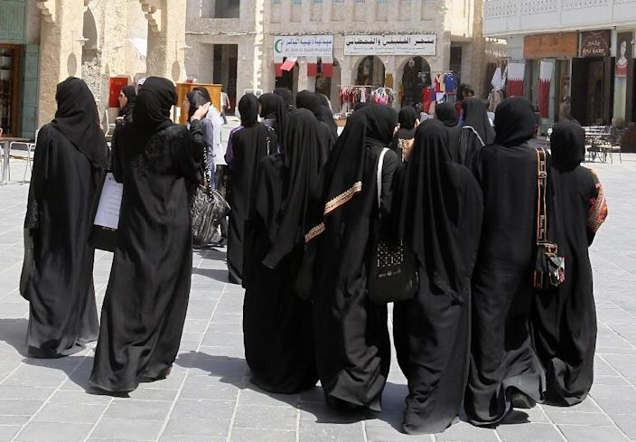 In Qatar's upcoming election calls are growing to ensure more women are selected to sit on the country's only directly elected body (AFP Photo/Valery Hache)