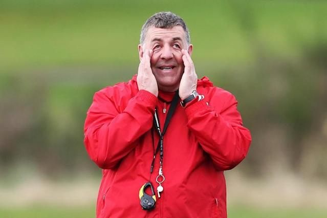 New manager Mark McGhee could be banned for Barnet's first six matches
