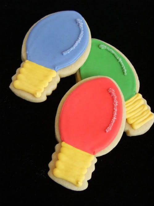 "<p>The best kind of decorations are the kind you can eat.</p><p>Get the recipe from <a href=""http://asouthernfairytale.com/2010/07/19/christmas-light-sugar-cookies/"" rel=""nofollow noopener"" target=""_blank"" data-ylk=""slk:A Southern Fairytale"" class=""link rapid-noclick-resp"">A Southern Fairytale</a>.</p>"