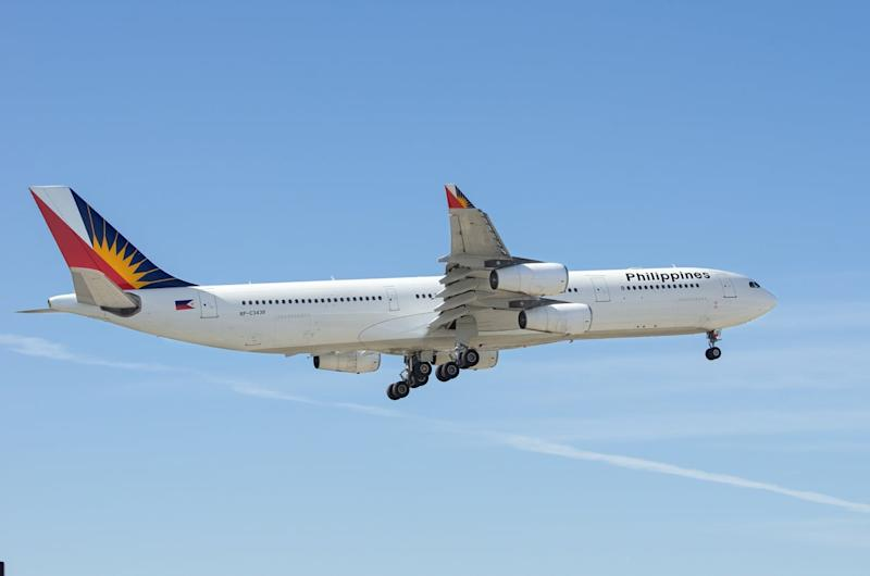 Philippine Airlines got its youngest ever customer: Getty Images