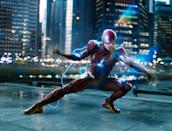 """<p>The standalone film starring Ezra Miller has been pushed back - it's <a href=""""https://www.popsugar.com/entertainment/when-does-flash-movie-come-out-47004695"""" class=""""link rapid-noclick-resp"""" rel=""""nofollow noopener"""" target=""""_blank"""" data-ylk=""""slk:now slated to premiere"""">now slated to premiere</a> on Nov. 4, 2022.</p>"""