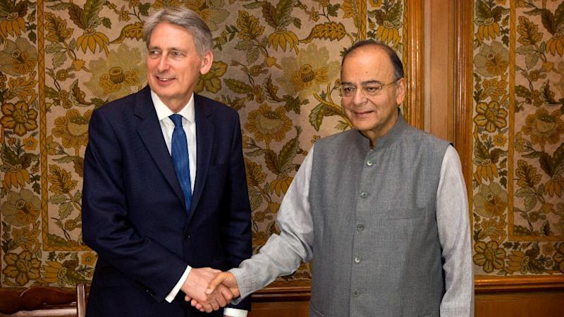 India, Britain Discuss Trade Relations in a Post-Brexit World