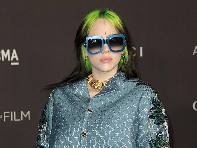 Billie Eilish launches new Urban Outfitters collection