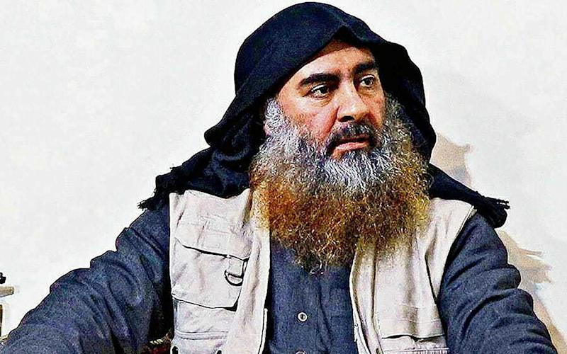 Isilacknowledged for the first time the death of its founder Abu Bakr al-Baghdadi in a US commando raid. - via REUTERS