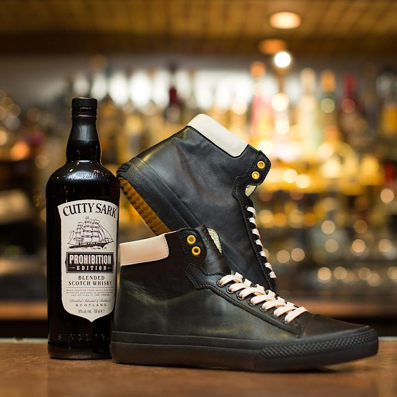 This Shoe Is Specifically for Bartenders