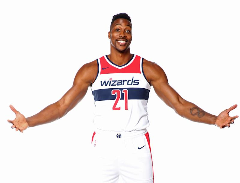 1e6d7784159b Dwight Howard wants to evolve into Anthony Davis