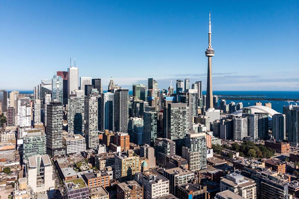 <p>Toronto, Canada's largest city, is shut to international visitors</p> (Getty Images/iStockphoto)