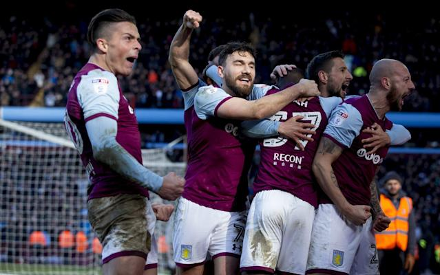 Aston Villa 2 Birmingham City 0: Emotional Steve Bruce ends tough week with Second City Derby victory