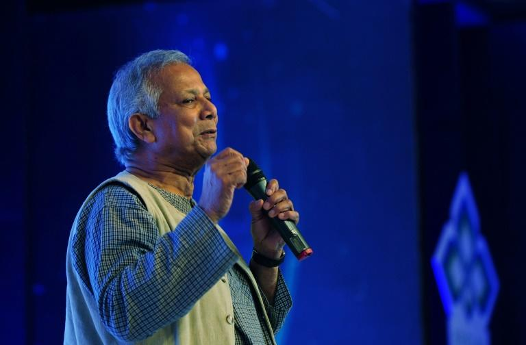 Muhammad Yunus, who won the Nobel for economics in 2006, failed to appear at a court hearing over the sacking of workers at a company he heads