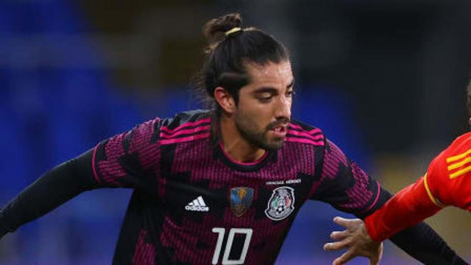 Rodolfo Pizarro | Michael Steele/Getty Images