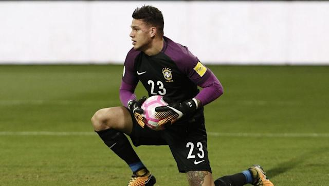 <p>Ederson only made his international debut for Brazil in October of this year, but quickly the 24-year-old is proving to be one of the brightest young goalkeepers in the world. </p> <br><p>He has only recently made a name for himself as the first choice shot-stopper in Pep Guardiola's rampant Manchester City side. In 15 league games this season, Ederson has kept six clean sheets. </p> <br><p>His next ambition will be to prove himself on the international stage in Russia next year. </p>