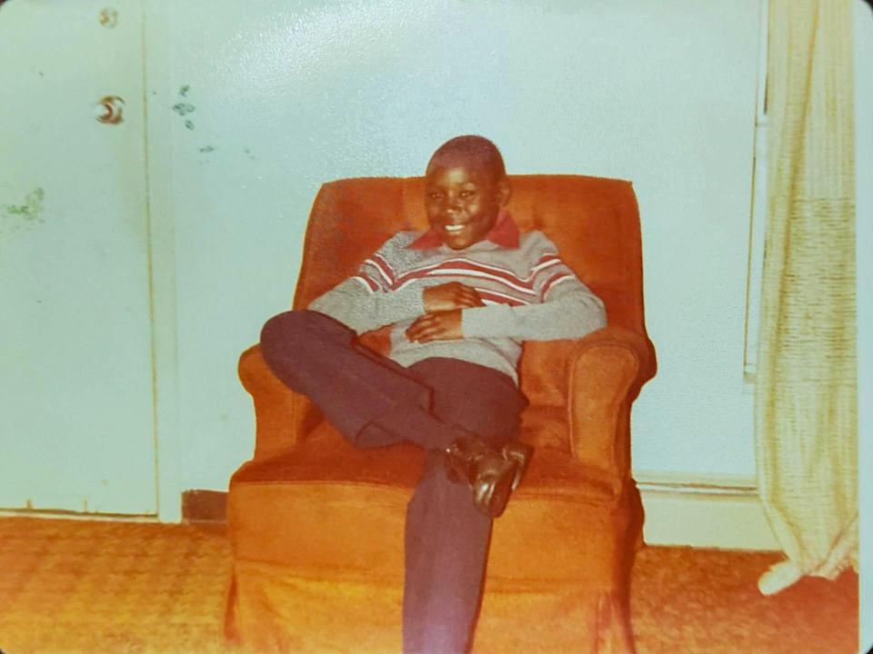 """Crump at 9 years old.<span class=""""copyright"""">Courtesy Attorney Ben Crump</span>"""