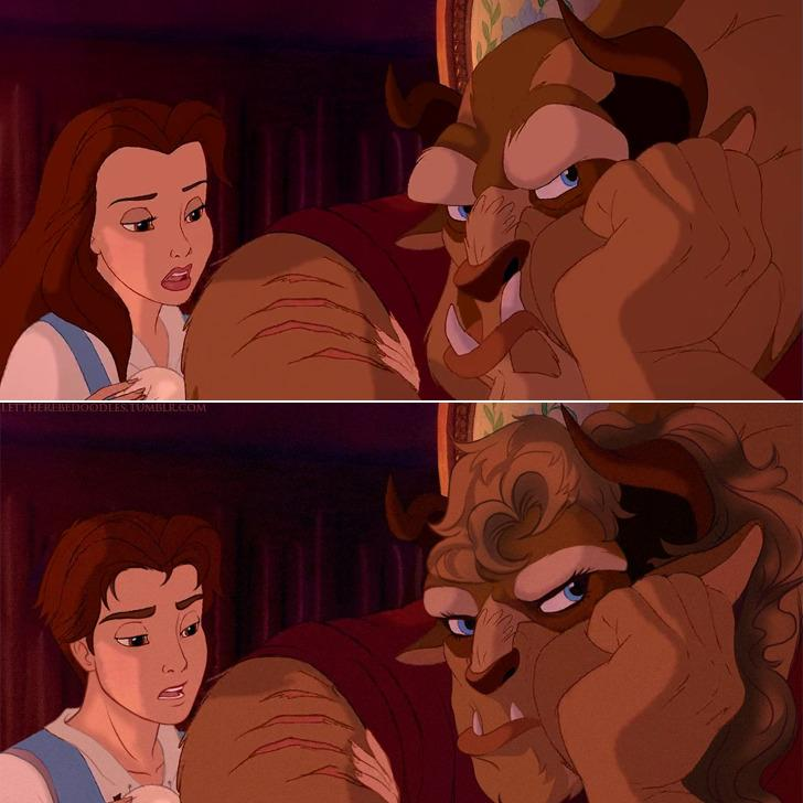 (Disney and Tumblr/lettherebedoodles)