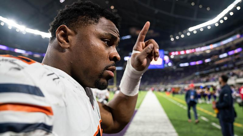 Khalil Mack tied for 13th highest-paid athlete in the world