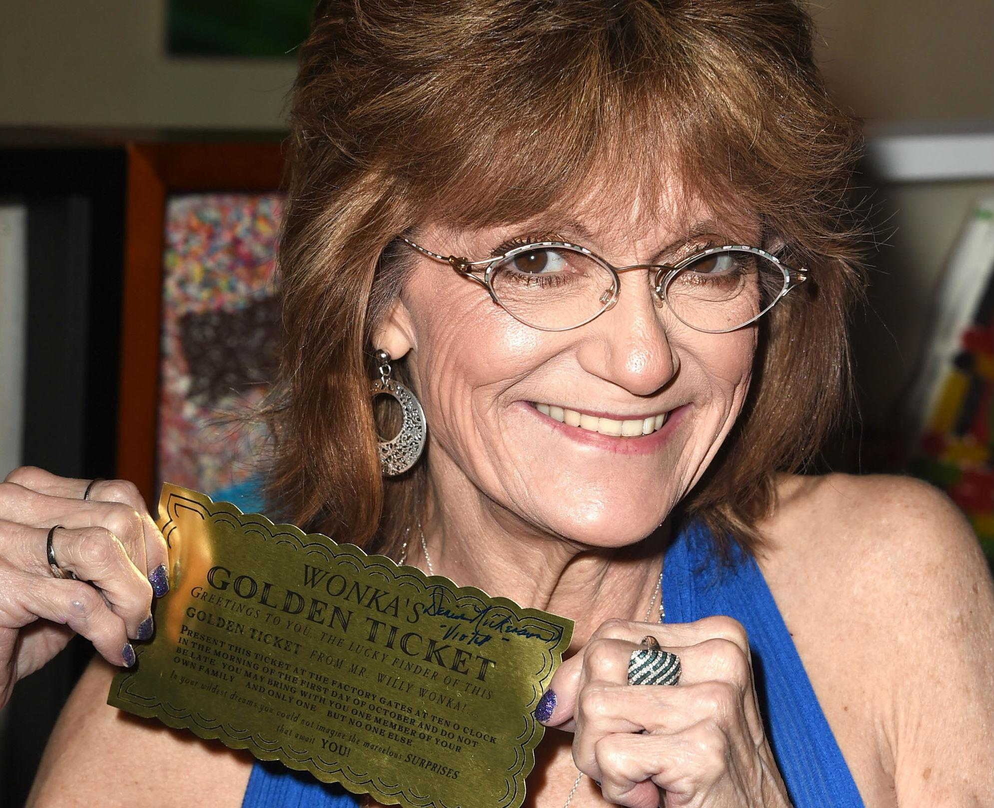 Denise Nickerson (Credit: Getty)