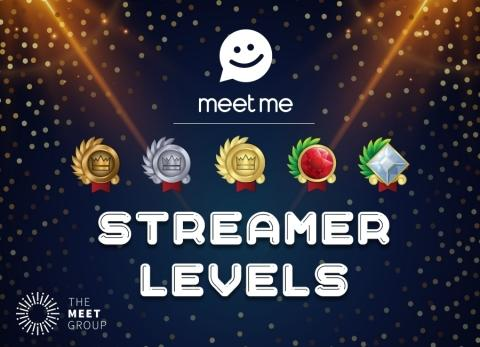 The Meet Group Launches Levels on MeetMe App