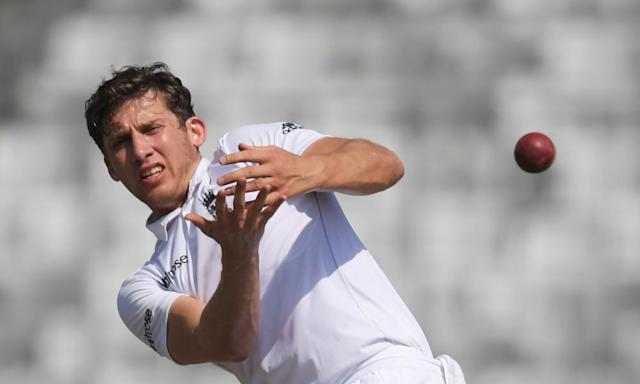 "<span class=""element-image__caption"">Zafar Ansari articulated with rare candour on England's tour of Bangladesh and India this winter how his natural ability could not compare with so many of his peers.</span> <span class=""element-image__credit"">Photograph: Dibyangshu Sarkar/AFP/Getty Images</span>"