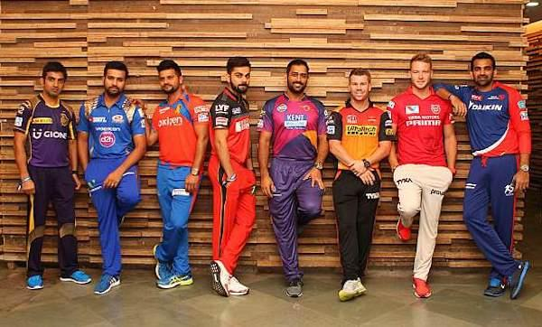 Indian Premier League 2017: Full Schedule