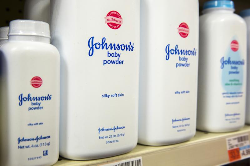 Johnson & Johnson ordered to pay £3.6bn in talc asbestos cancer case