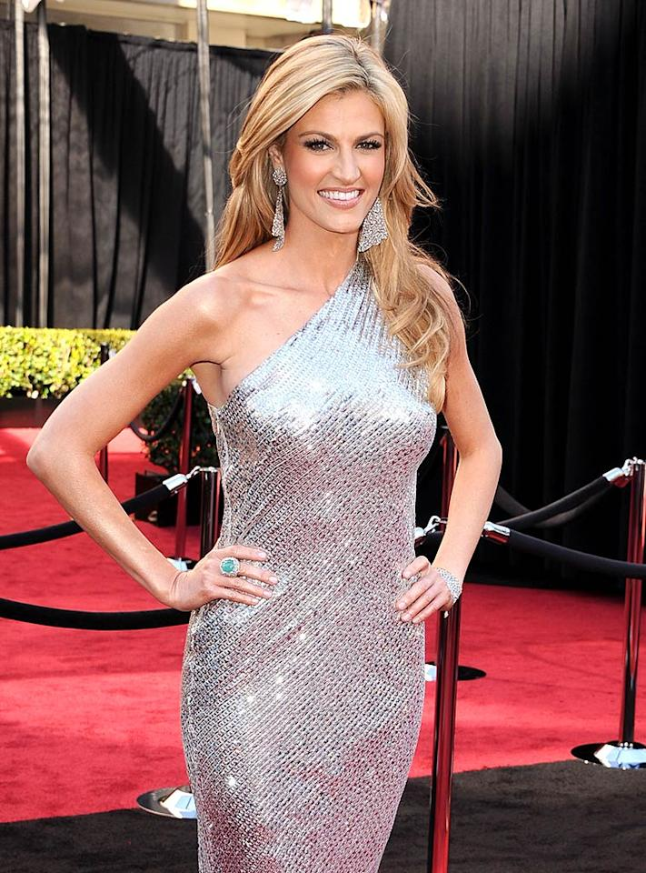 """Erin Andrews turns 33 Steve Granitz/<a href=""""http://www.wireimage.com"""" target=""""new"""">WireImage.com</a> - February 27, 2011"""