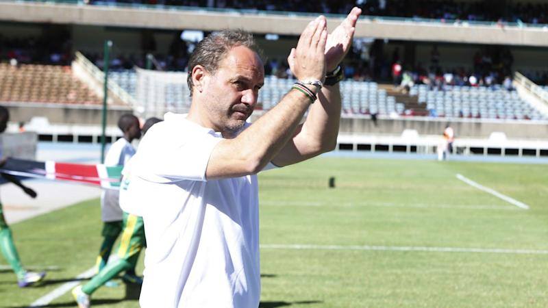 Sebastien Migne: It will be expensive for Kenya to fire me as coach