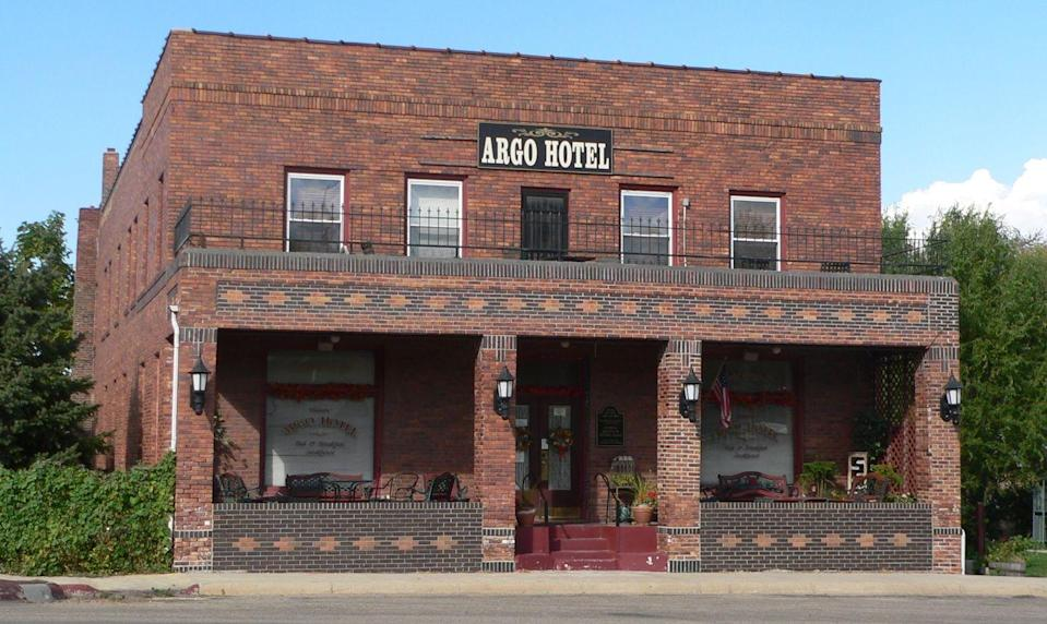 "<p>Check-in to the Argo Hotel, a refurbished Victorian property in quaint Crofton, and you may just run into resident ghost Alice. The troubled apparition is said to have died during childbirth in 1940. Today she delivers ghostly sightings in the property's basement.<br></p><p><a class=""link rapid-noclick-resp"" href=""https://go.redirectingat.com?id=74968X1596630&url=https%3A%2F%2Fwww.tripadvisor.com%2FHotel_Review-g45512-d1026395-Reviews-The_Historic_Argo_Hotel-Crofton_Nebraska.html&sref=https%3A%2F%2Fwww.countryliving.com%2Flife%2Ftravel%2Fg2689%2Fmost-haunted-hotels-in-america%2F"" rel=""nofollow noopener"" target=""_blank"" data-ylk=""slk:PLAN YOUR TRIP"">PLAN YOUR TRIP </a></p>"