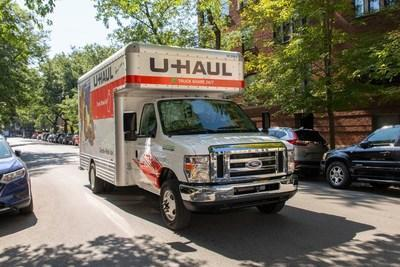 North Port, Fla., leads the list of top 25 U-Haul cities that saw many more do-it-yourself movers coming rather than going in 2020.