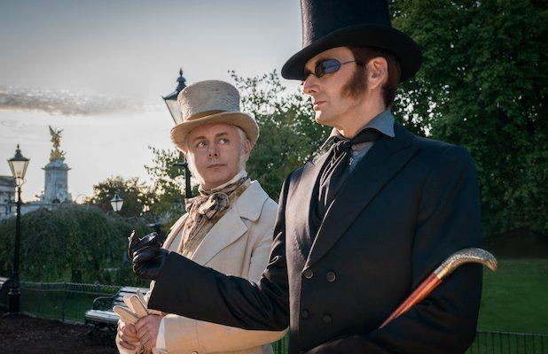 Amazon Is Open to More 'Good Omens' From Neil Gaiman, Dying for Another 'Fleabag' Season