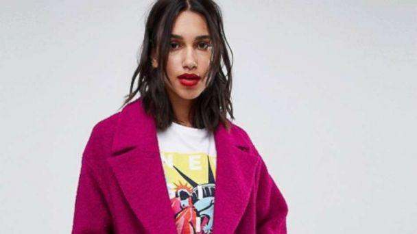PHOTO: Every woman can pull of a statement coat. (ASOS)