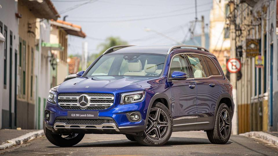 Mercedes-Benz GLB 200 Launch Edition 2021 (Brasil)