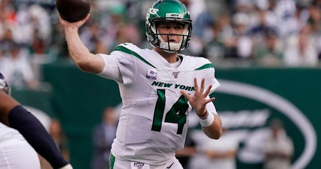 Ghosts of Jets-Colts trade for Sam Darnold may haunt New York