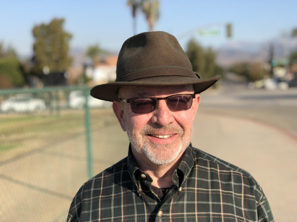 Keith Parsons, a licensed tax preparer in Covina, Calif. Photo courtesy of Keith Parsons