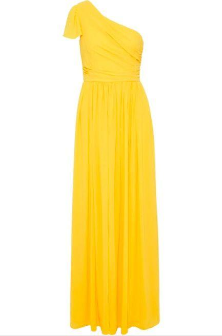 """<p>One-shouldered gown, £374, Mikael Aghal at The Outnet</p><p><a class=""""body-btn-link"""" href=""""https://go.redirectingat.com?id=127X1599956&url=https%3A%2F%2Fwww.theoutnet.com%2Fen-gb%2Fshop%2Fproduct%2Fmikael-aghal%2Fdresses%2Fgowns%2Fone-shoulder-gathered-crepe-gown%2F29012654081191317%3Fgclid%3DCj0KCQjwz4z3BRCgARIsAES_OVeLCQ9JroTeJEhAlx08rVfLJFyYO4xqiqy91Ylr7ChL9i0cIW43D3UaAn-0EALw_wcB%26gclsrc%3Daw.ds&sref=https%3A%2F%2Fwww.townandcountrymag.com%2Fuk%2Fstyle%2Ffashion%2Fg32849568%2Fstyle-icon-mindy-kaling%2F"""" target=""""_blank"""">SHOP NOW</a></p>"""