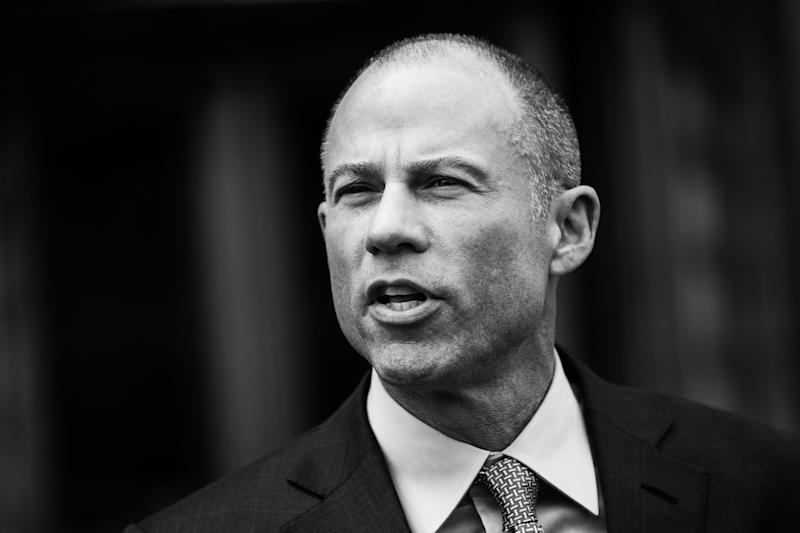 Penn alum Michael Avenatti claims to represent client with damaging information on Brett Kavanaugh