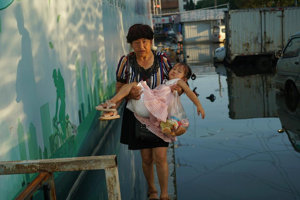 China Flooding Losses (Copyright 2021 The Associated Press. All rights reserved)