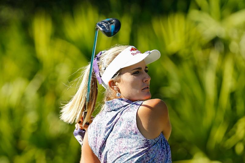 Lee bonus bid all but over in LPGA event