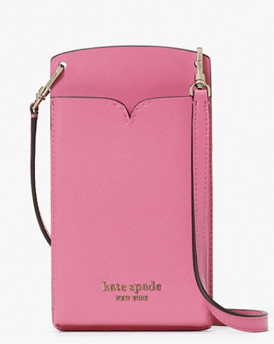A stylish yet low-cost way to protect your high-priced phone. (Photo: Kate Spade)