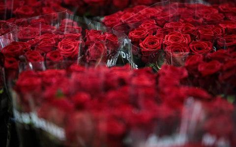How do you know your male friends won't enjoy a bouquet of roses? - Credit: Getty Images Europe/Jack Taylor