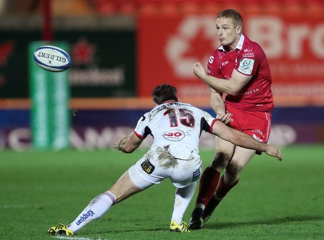 Johnny McNicholl has been called up for Wales (David Davies/PA)